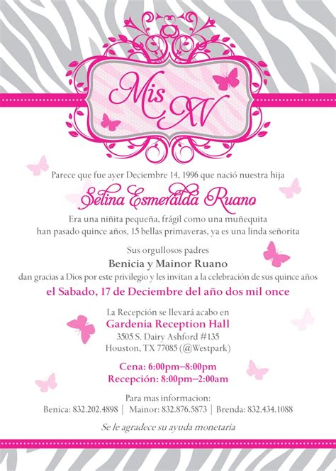 Sweet 15 Party Invitation Mis Quince Quince Pinterest Sweet Sweet 15 And Invitations Sweet 15 Invitation Templates