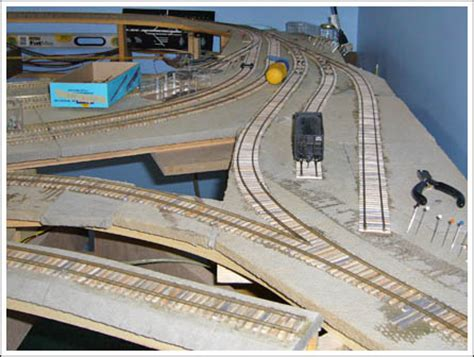 ho layout design and construction finally starting a blog for my ho model railroad layout
