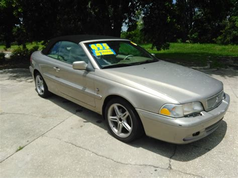 auto air conditioning repair 2002 volvo c70 seat position control 2002 volvo c70 for sale 13 used cars from 2 963