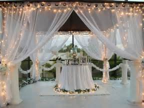 Outdoor Curtains For Pergola Patio Pizazz Outdoor Gazebo White Wedding Drapes Price