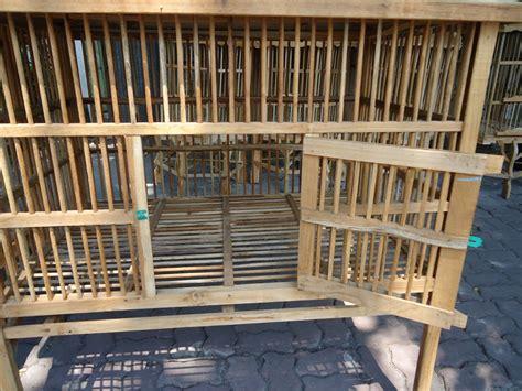 Kandang Ayam Pagar Bambu jual kandang ayam modern kandang ayam kung jual