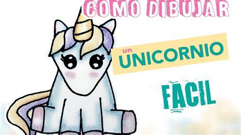 imagenes de unicornios animados para dibujar dibujo para ni 241 os f 225 cil 1 como dibujar un unicornio youtube