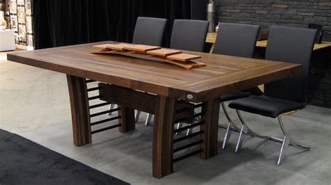contemporary kitchen table dining table table contemporary kitchen montreal