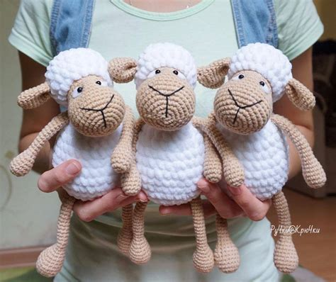 amigurumi sheep leithygurumi amigurumi lovely sheep free pattern