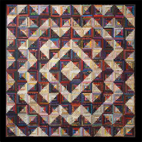 Log Cabin Patchwork Quilt Patterns - jbclasses