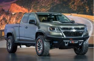 2015 chevrolet colorado zr2 price release date review