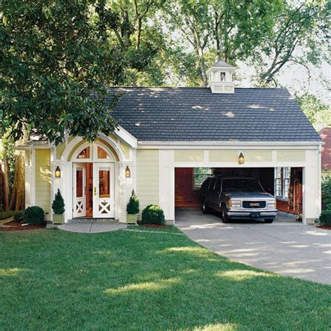 Southern Cottage House Plans Change A Garage Into A Mini Cottage For Guests Southern