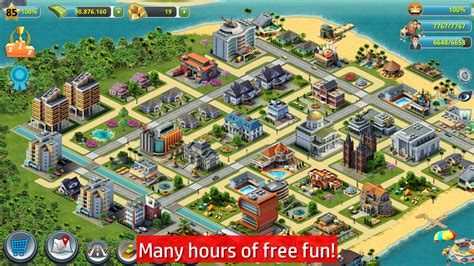 Money Cheat For Design This Home App city island 3 building sim little to a big town