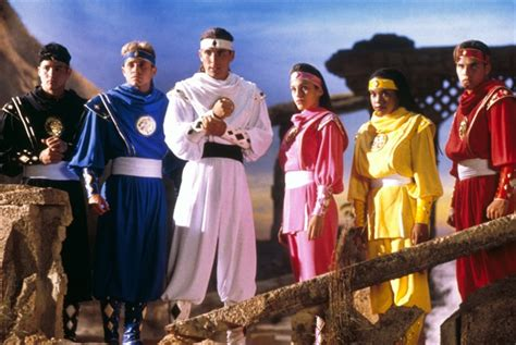 film ninja renjer mighty morphin power rangers the movie josephmallozzi s