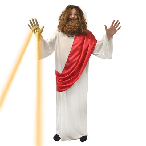 Jesus Wardrobe by Miracles For The Masses Morph Costume Co Launches