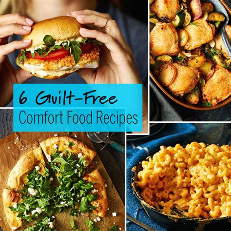 Comfort Food Dinner Recipes Fitness Magazine