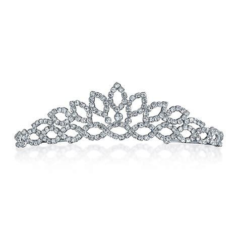 Gift Box For Moment Tiara Aksa Keterilan bridal princess crown tiara silver plated rhinestone