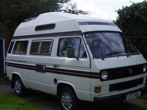 vw autosleeper trident cer sold 1985 on car and