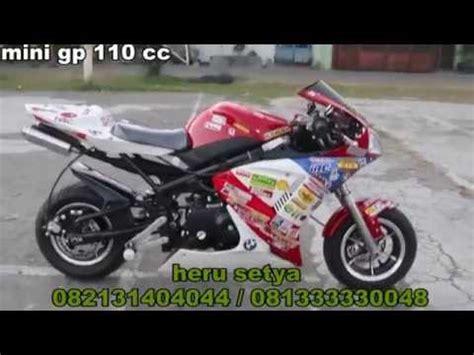 Jual Motor Mini Gp motor gp mini 110 cc surabaya 082131404044 jual mini gp