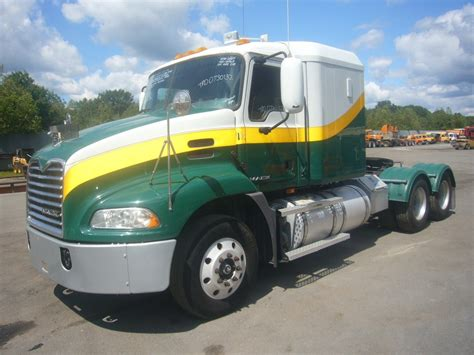 Mack Sleeper Cab For Sale by 2007 Mack Cxp613 Tandem Axle Sleeper Cab Tractor For Sale
