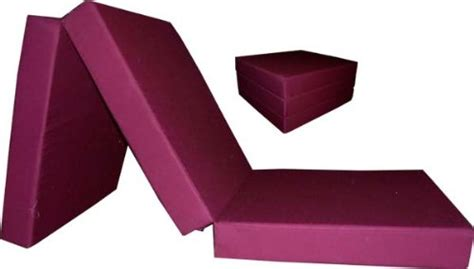 shikibuton trifold foam beds brand new burgundy shikibuton trifold foam beds 3 quot thick x 27 quot wide x 75 quot long 1 8