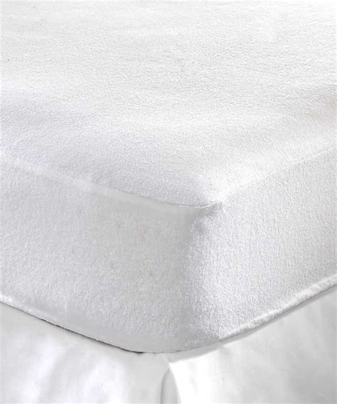waterproof bed cover waterproof terry towelling mattress protector bed cover