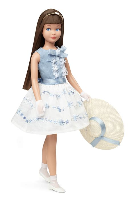 skipperc2ae 50th anniversary doll brunette png
