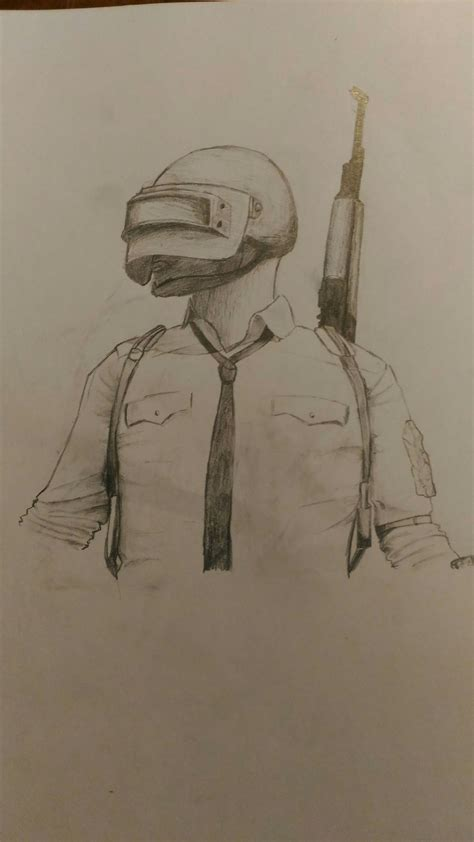 Pubg Sketches what do you guys think pubg