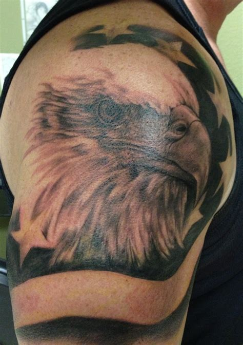 eagle flag tattoo eagle and flag designs flags