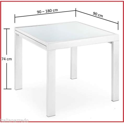 tavoli 90x90 allungabili tavolo cucina allungabile 90x90 italy it