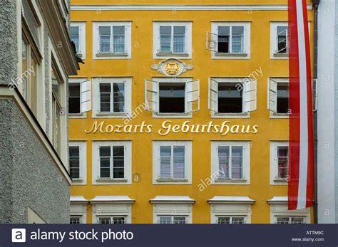 buy house in austria mozart birth house salzburg austria stock photo royalty free image 5350555 alamy