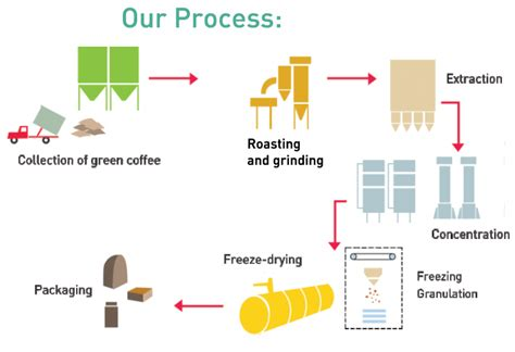 CAFESCA   Our Coffee   Production process