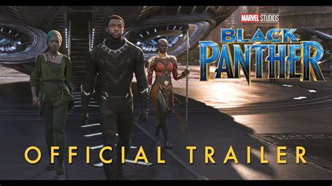 marvel trailer marvel s black panther official trailer movienewz