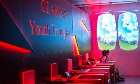 game design hong kong clarins vr experience tiebusa hong kong photo booth