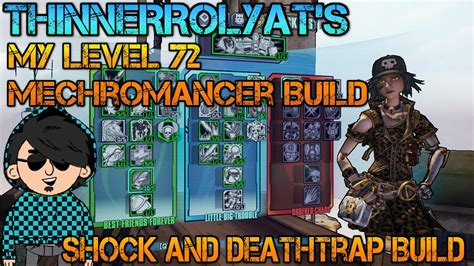 calculator level 72 borderlands 2 my recommended level 72 mechromancer skill