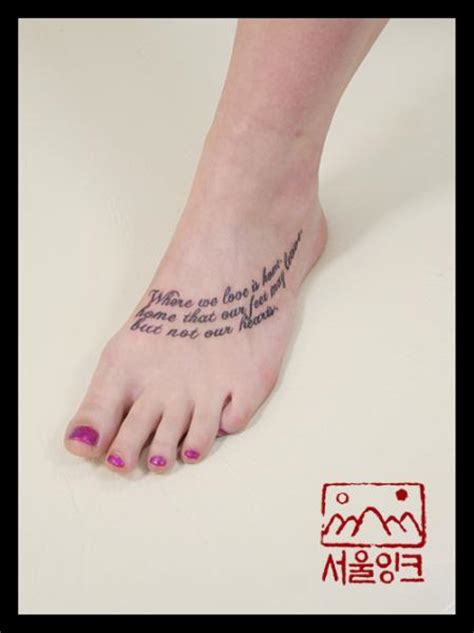 tattoo lettering on foot foot lettering fonts tattoo by seoul ink tattoo