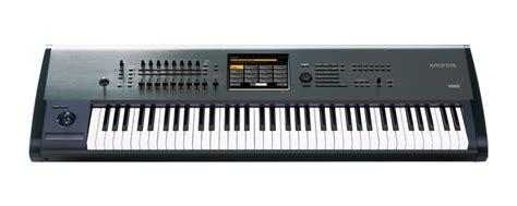 Keyboard Korg Kronos keyboard workstation sler midi korg kronos