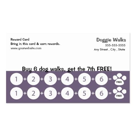 Loyalty Card Template Indesign by Loyalty Card Template Shatterlion Info