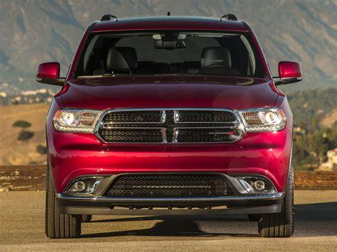 New 2017 Dodge Durango   Price, Photos, Reviews, Safety