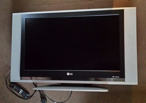 Tv Lcd Lg 17 Inch lg rz32lz55 32 inch hd ready lcd tv for sale in dublin 8 dublin from portobello 8