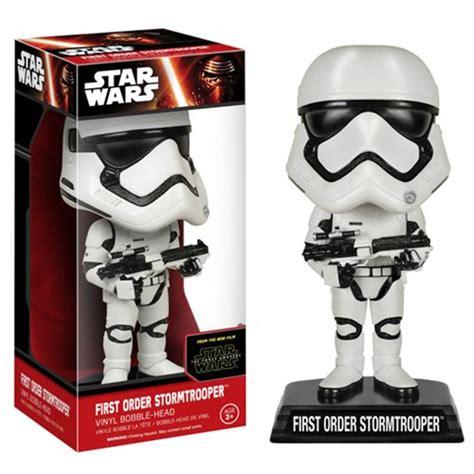 wars 7 bobbleheads wars order stormtrooper bobble funko