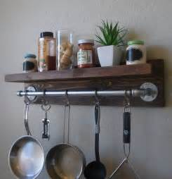 Wall Hanging Kitchen Rack 25 Best Ideas About Pot Rack Hanging On Pot