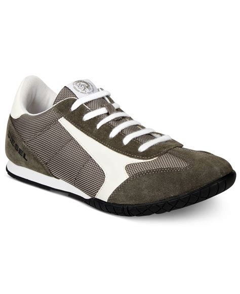 claw sandals diesel claw s actwyngs sneakers in gray for
