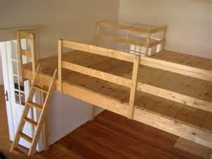 riesen bett selber bauen hochbett bauen lassen kosten