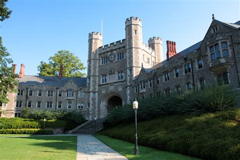 Princeton Mfin Mba Article by 10 Colleges Where Graduates The Least Debt The