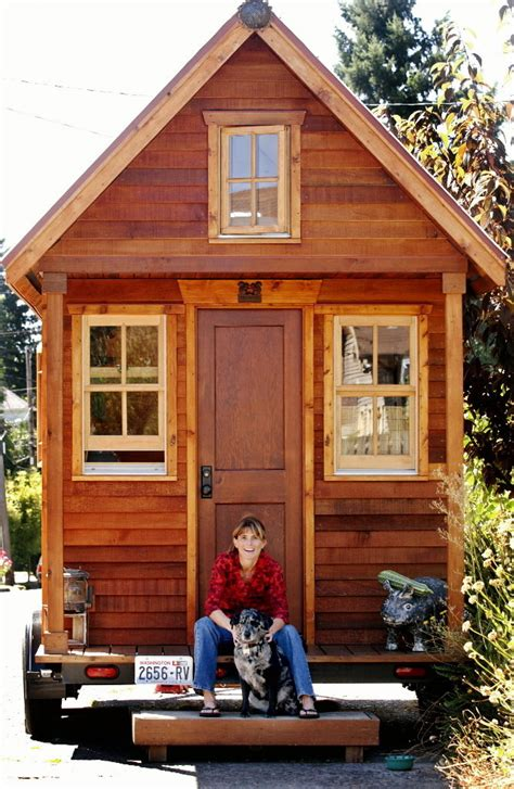 williams a tiny house and a big impact