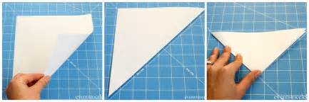 Paper Tutorial - how to make a pope hat out of paper hairstyle 2013