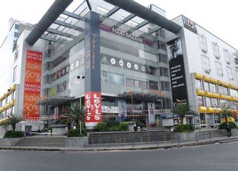 garuda mall magrath road ashok nagar shopping malls in garuda mall in bangalore services and facilities at
