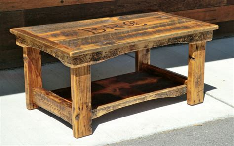 Rustic Furniture Coffee Table Rustic Furniture Portfolio