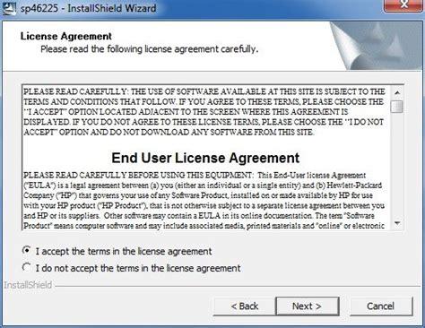 100 end user license agreement sle end user license