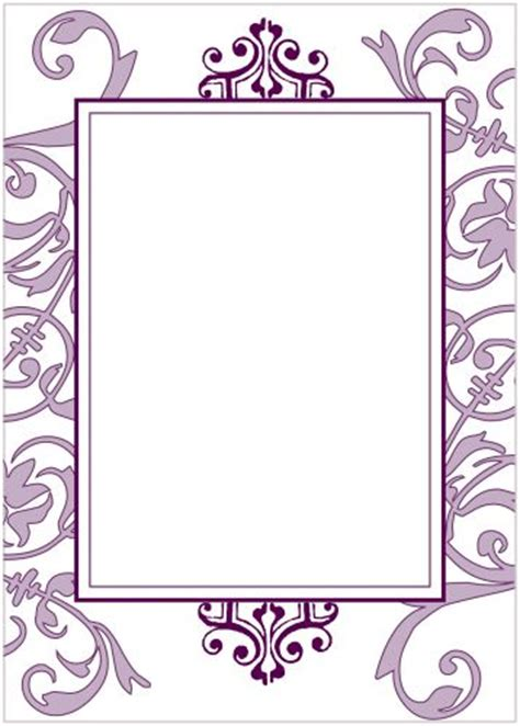 purple and blue wedding invitations items similar to royal blue