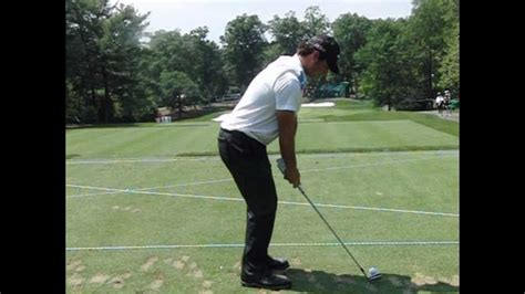 patrick reed swing patrick reed 2012 slow motion youtube