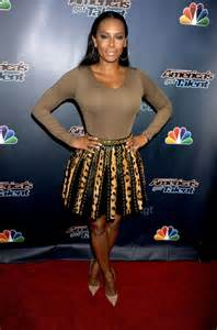 Catwalk To Carpet Melanie Brown In Rm By Roland Mouret by Melanie Brown Quot America S Got Talent Quot Post Show