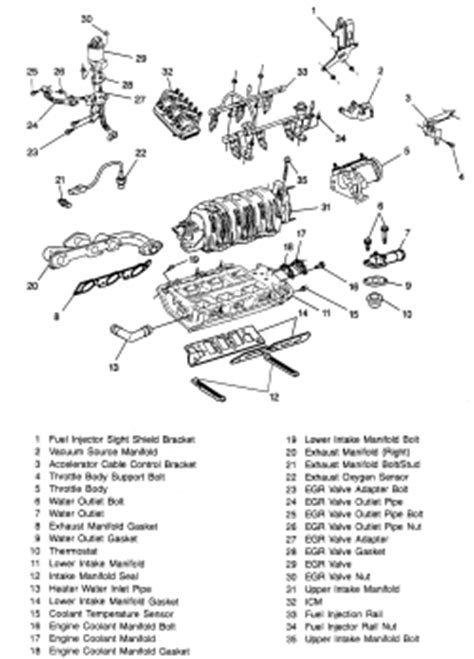 repair guides engine mechanical components intake