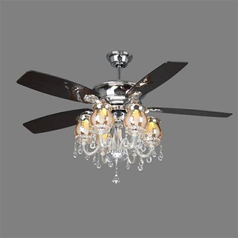 Lighting 4 Light Oil Rubbed Bronze Chandelier Ceiling Fan Ceiling Fan Chandelier Light Kits